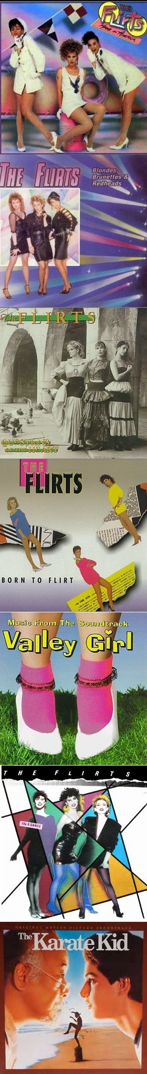 THE FLIRTS - RETROSPECT